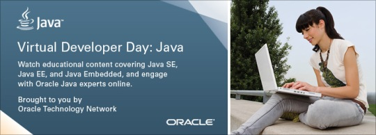 Virtual Java Developer Day 2013